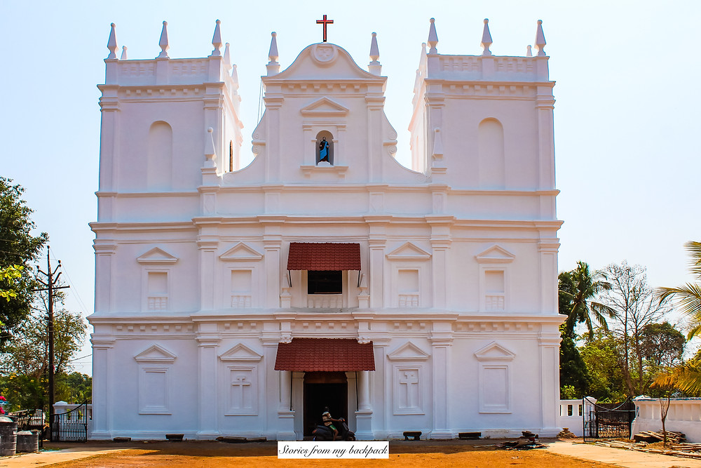 Sao Matias Church, History of Divar island, Divar island, Old Goa, churches of Old Goa, UNESCO World Heritage site, things to do in Divar island, accommodation in Divar island, unseen Goa, unexplored Goa, Real Goa