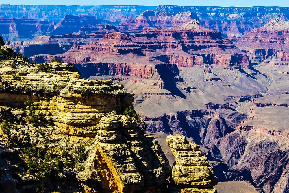 Grand Canyon South Rim Tour, Grand Canyon south rim map, visitor centre, flagstaff, Colorado river, Las Vegas tour