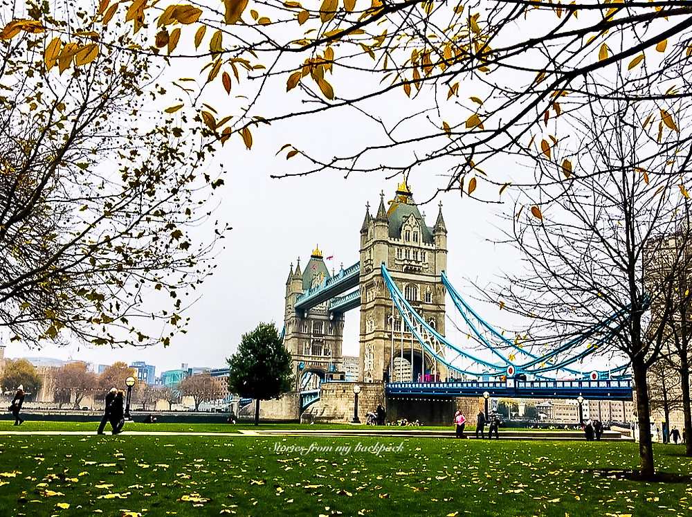 Tower Bridge, London Bridge, Big Ben, Palace of Westminster, Things to do in London, London on a budget, Free things to do in London