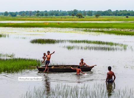 Exploring Mayurbhanj