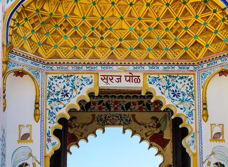 A photo tour of the City Palace, Udaipur