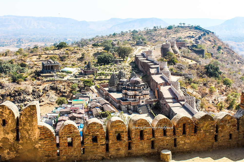 Kumbalgarh fort, largest fort in india, Udaipur things to do, sightseeing in Udaipur