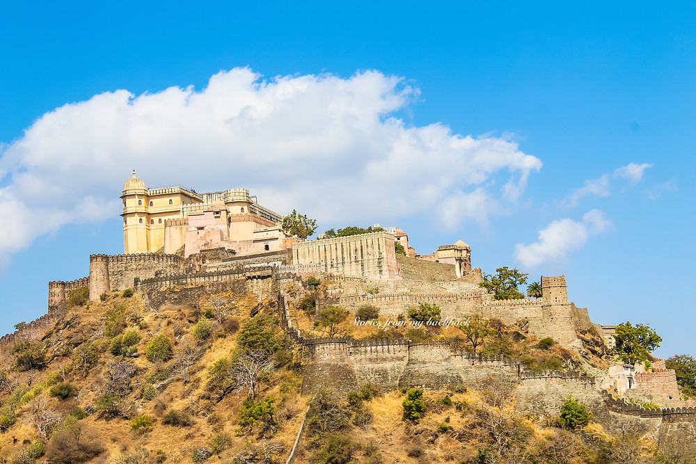 Kumbalgarh fort, day trip from Udaipur, Sightseeing in Udaipur, Udaipur must see, largest fort in india