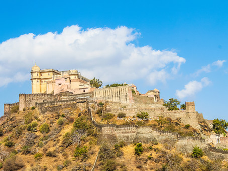 Day trip from Udaipur- Ranakpur Jain Temple & Kumbalgarh Fort