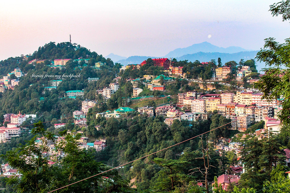 Best view of Shimla, Shimla sightseeing, shimla itinerary, shimla accommodation, Shimla best restaurants