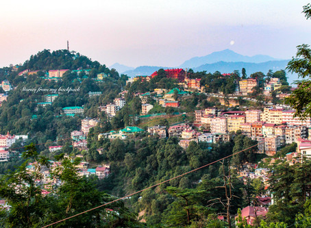 Shimla-What to do for the perfect holiday.