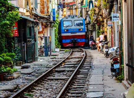 Train Street, Hanoi- Your ultimate guide!