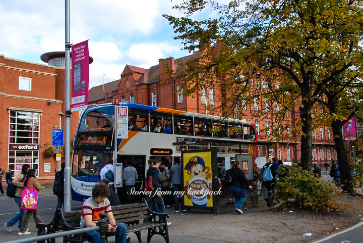 Uni rider Manchester, Oxford road, Busiest bus route in Europe, Busiest bus route in UK, Manchester Oxford road, University of Manchester, Manchester Bus Pass