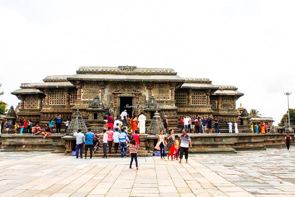 Chennakesava temple, belur temple, hoysaleswara temple, Hoysala architecture, Karnataka Tourism, Things to do in Karnataka, Day trip from Bangalore