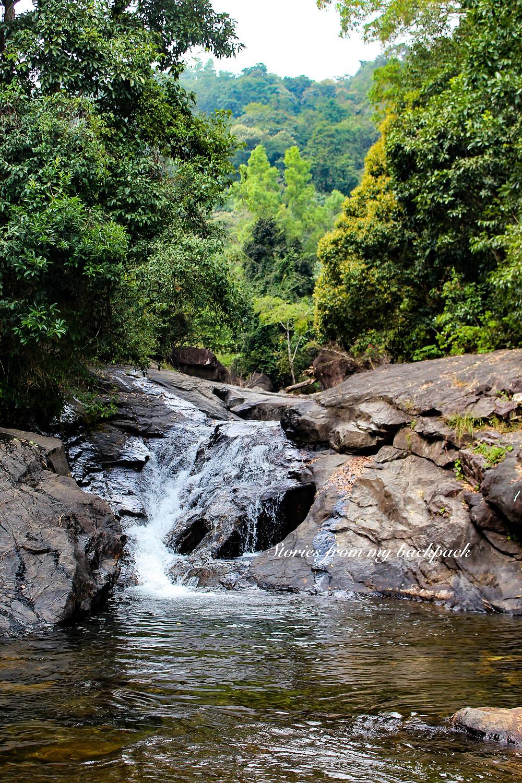 Meenmutty falls, waterfall in Wayanad, best waterfall in Wayanad, Wayanad things to do, Wayanad hotels, zip line in Wayanad, Wayanad adventure sports