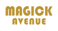 Magick Ave Gold Logo.png