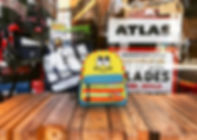 Cute backs for kids. Interestng kids backpacks. Unique kids backpacks. Colorful kids bags.
