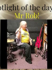 Mr. Rob