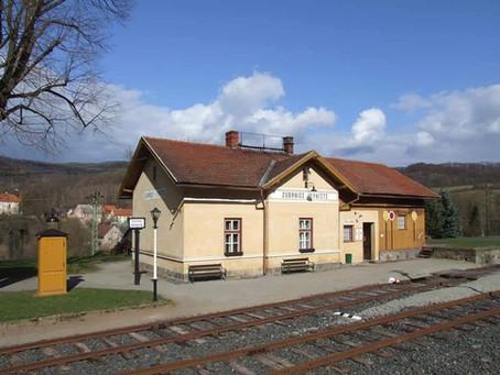 Muzeum na nádraží v Zubrnicích otevřené i v pracovní dny