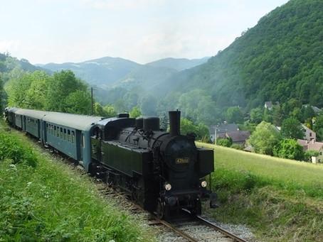 Parní vlaky letos bohužel nevyjedou