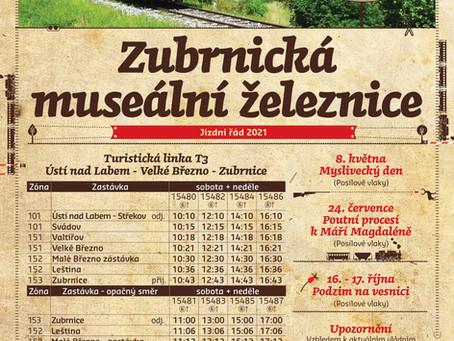 Zahájení provozu turistické linky T3