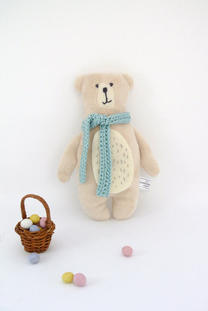 """""""Great little bear, very well made. Bought as a gift for a friend's little girl. They loved it."""" (3-6-17 CT Etsy)"""