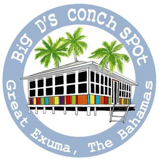 Big D's Conch Spot, Exuma -