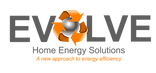 Evolve Home Energy Solutions's logo.