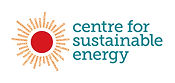 The Centre for Sustainable Energy's logo.