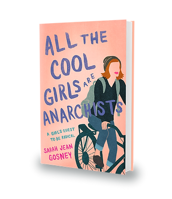 All the Cool Girls Are Anarchists book cover