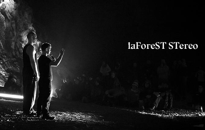 LaForeST STereo - Concert privé.... en grotte !