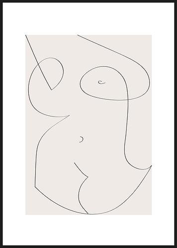 Lines - Women Body
