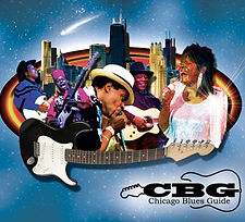 Chicago Blues Guide -Wait Here Chicago Luggage & Layover Lounge Service / Chicago Blues Clubs / Nonya B.