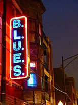 Chicago Blues Bar Music Schedule -Wait Here Chicago Luggage & Layover Lounge Service / Chicago Blues Club / Nonya B.
