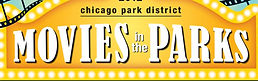 Free Chicago Movie in th park -Wait Here Chicago Luggage & Layover Lounge Service / Chicago Attractions / Nonya B.
