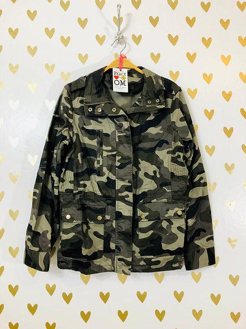 Military Jacket - Camo