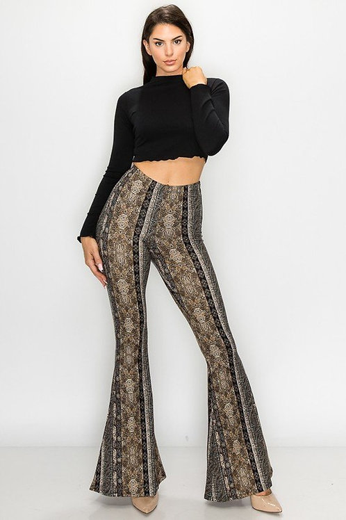 Bellbottoms - Paisley Rustic