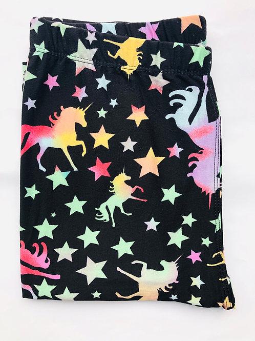 Oh-So-Soft Leggings - Unicorns & Stars