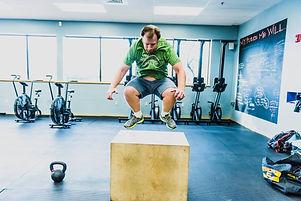 crossfit gym classes