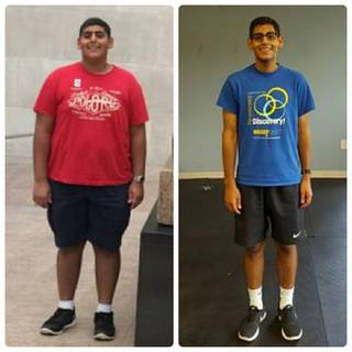 fitness training success