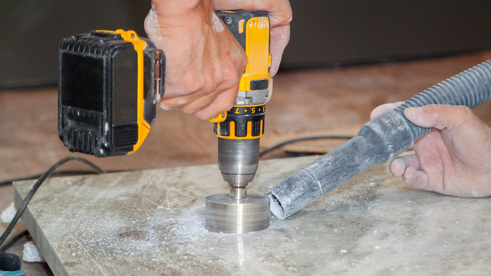 Counter Top Drilling