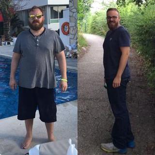 weight loss program success