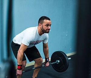 crossfit lifting training