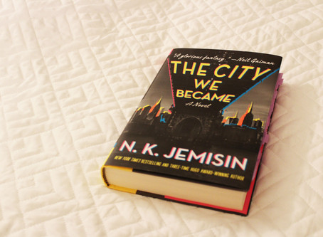 "Book Review: ""The City We Became"" by N.K. Jemisin"