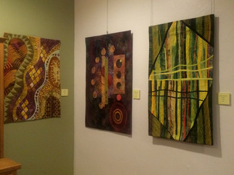 Nevada City Winery November, 2014.  Reception Nov. 7 4-7PM.  Show with Michelle Peerson and Marylee