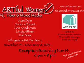 Hope to see you at ARTHOUSE