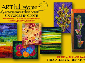 The Gallery at 48 Natoma, Folsom, CA Reception 1/23 6-8PM
