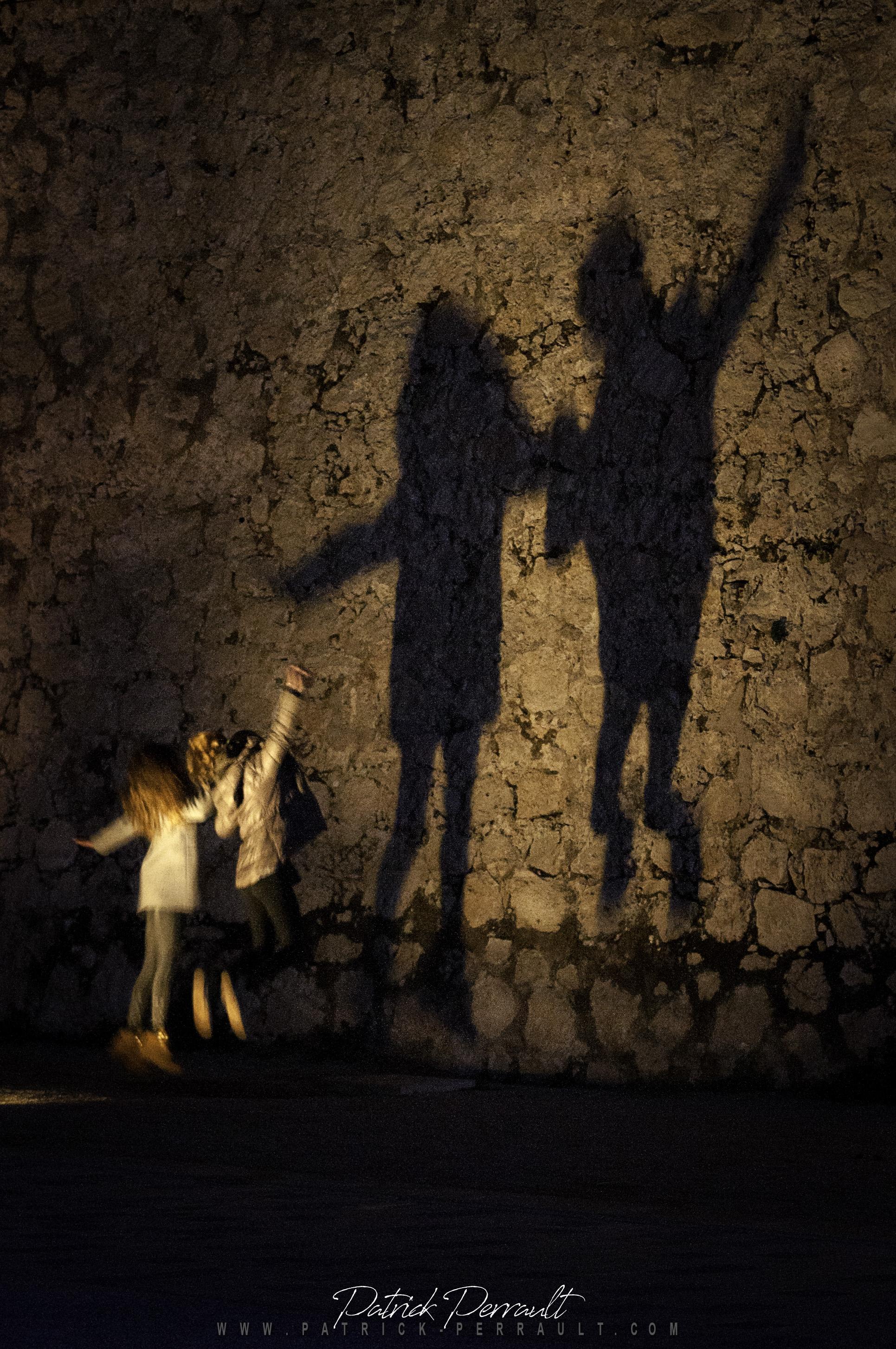 Remparts shadows