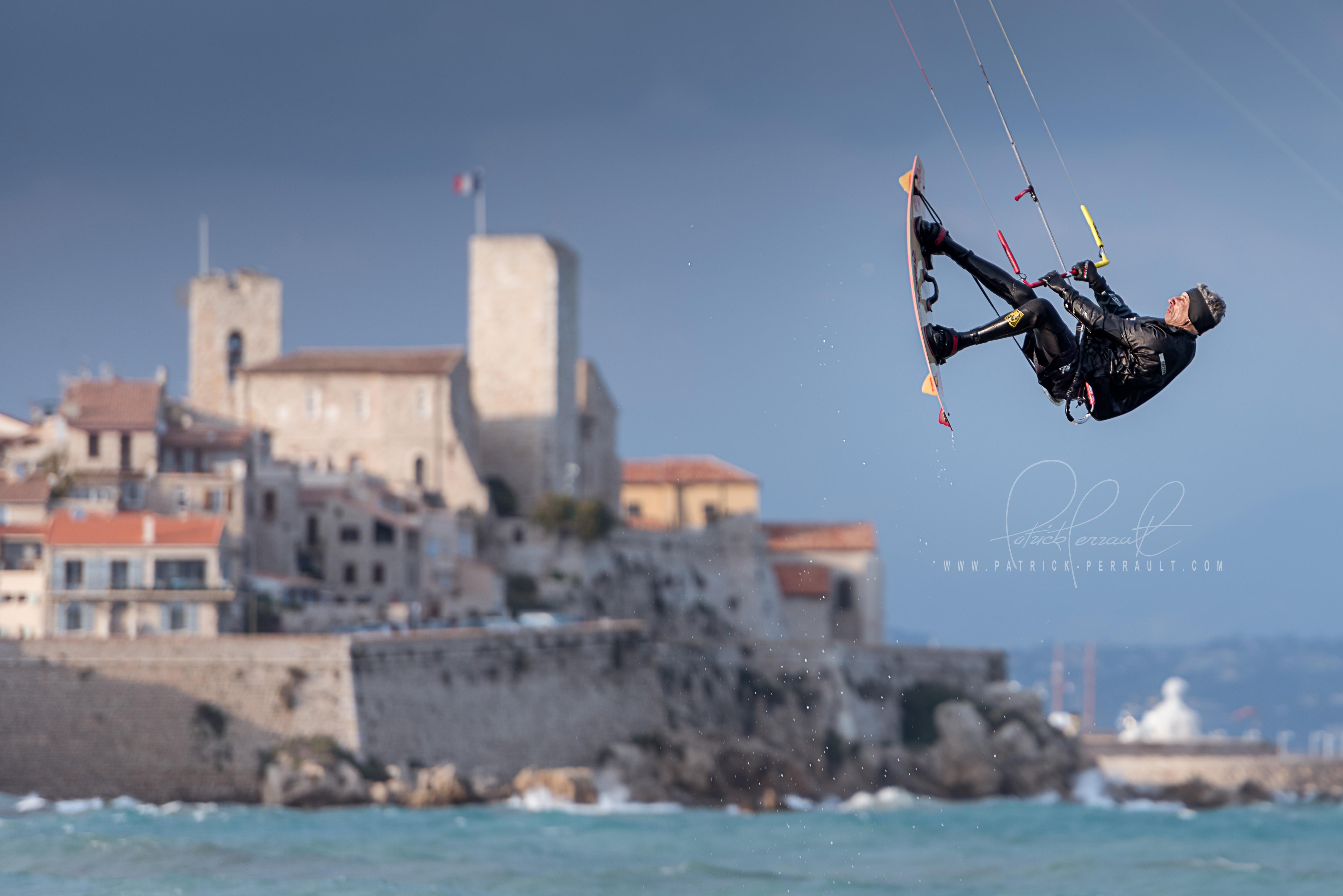 Kite Antibes