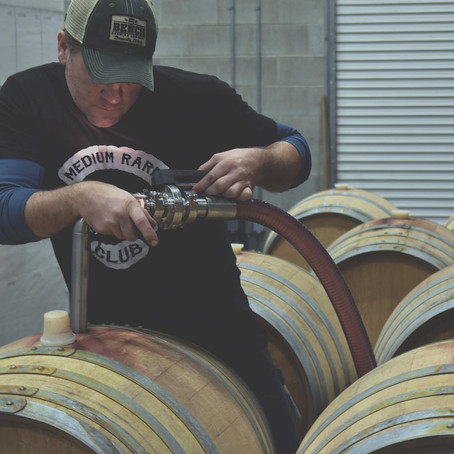 Brent Rowland: hedonistic winemaking