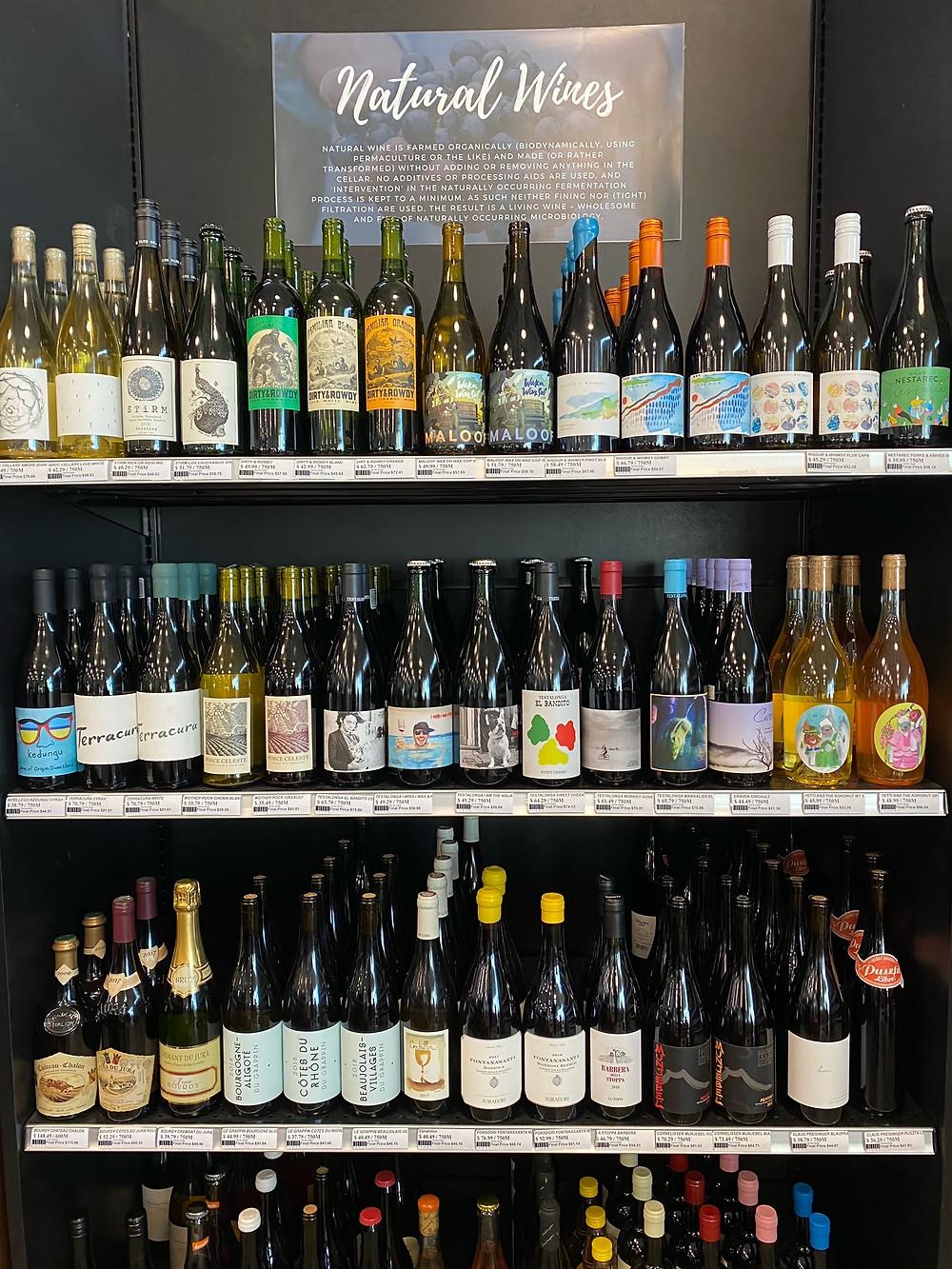 natural wine, saskatchewan, saskatoon, wine, wine store