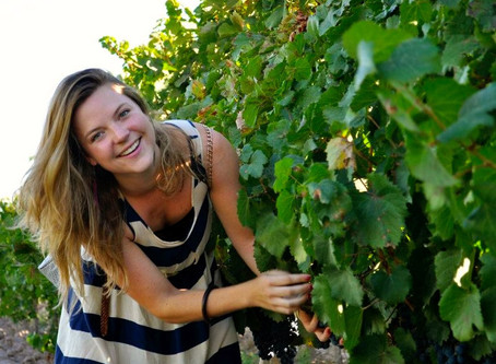 An interview with: Amanda Barnes of Around the World in 80 Harvests