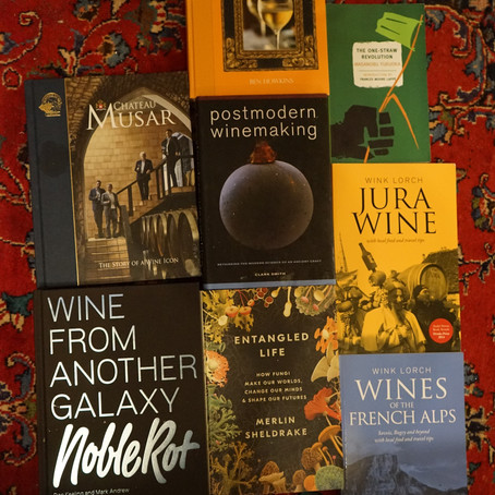 Books all wine nerds should have in their library