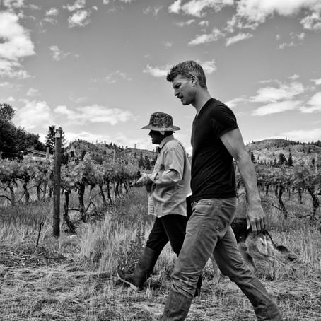 Tyler Harlton: A farmer's approach to winemaking