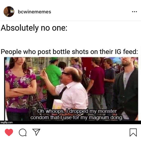 Who is BC Wine Memes?